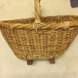 Huge Vintage basket